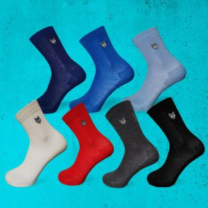 Tundra wolf thermal socks – tennis style