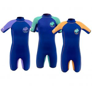Devilfish 5mm kids' neoprene shorty wetsuit